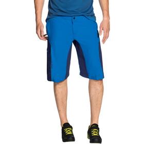 VAUDE Downieville Shorts Herren radiate blue/cobalt